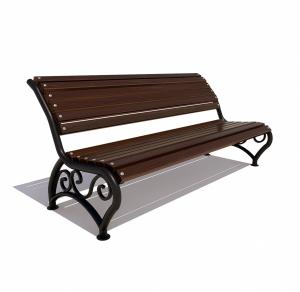 Скамейка садовая «Брянск»